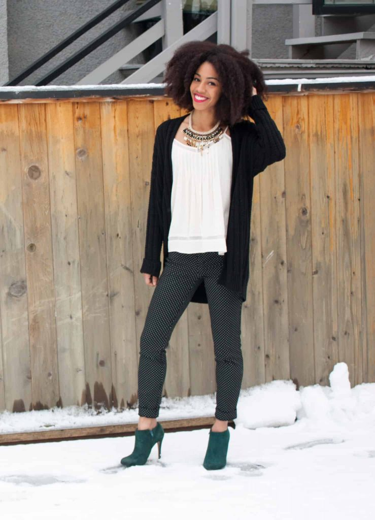 Gap Outfits for Work | 9 to 5 | Corporate | Black Girl Style