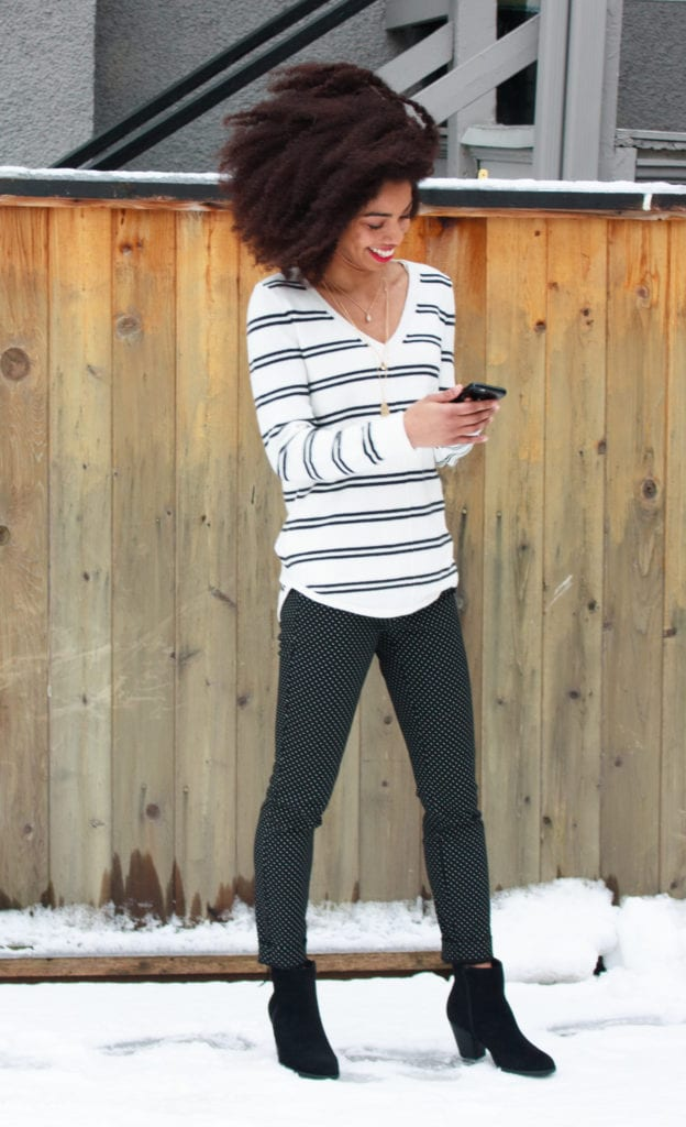 5 Days of Gap Outfits | Clothes for New Job | 9 to 5 Outfits | Black Girl Style