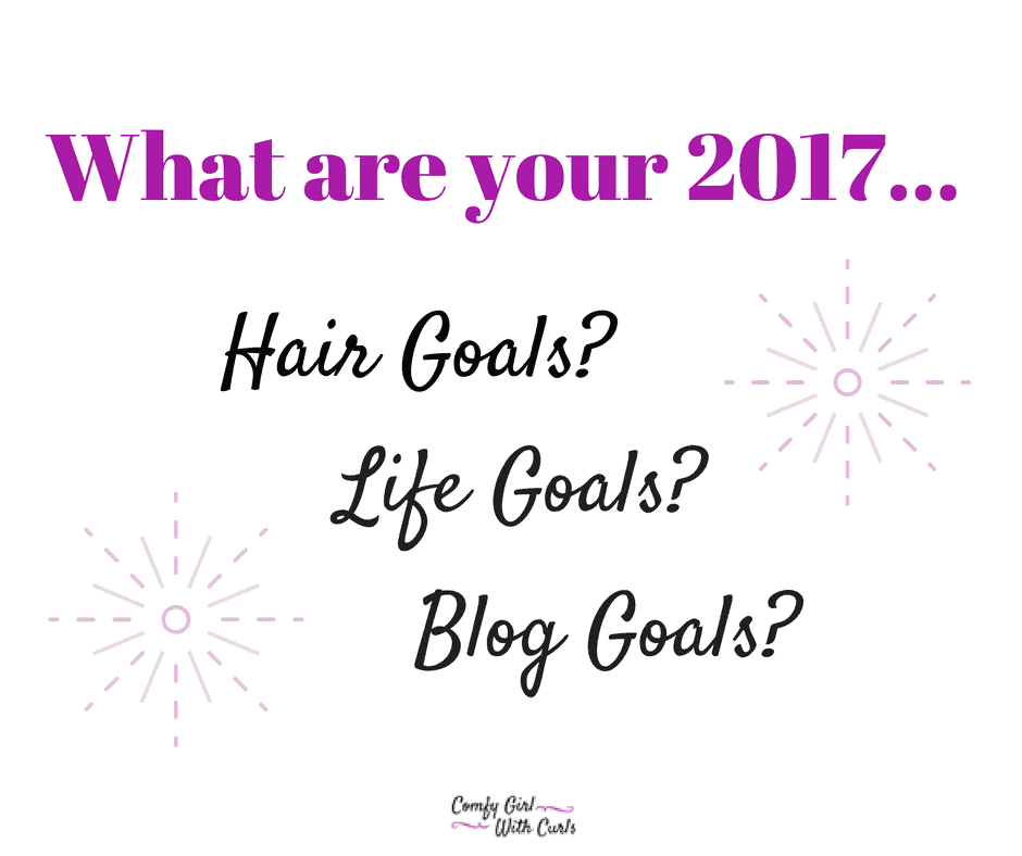 What Are Your Goals for 2017?