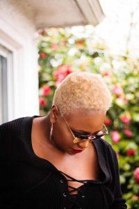 Tilda   Blonde Tapered Cut Inspiration  