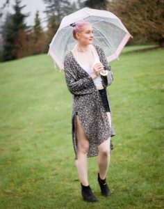 Tilda Kimono   Vancouver Models + Designer   Buy Black   Black Owned