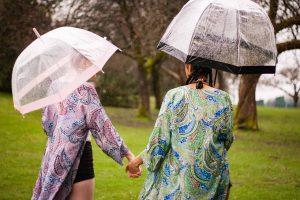 Best Friends   Friendship   Paisley Tilda Kimonos   Holding Hands