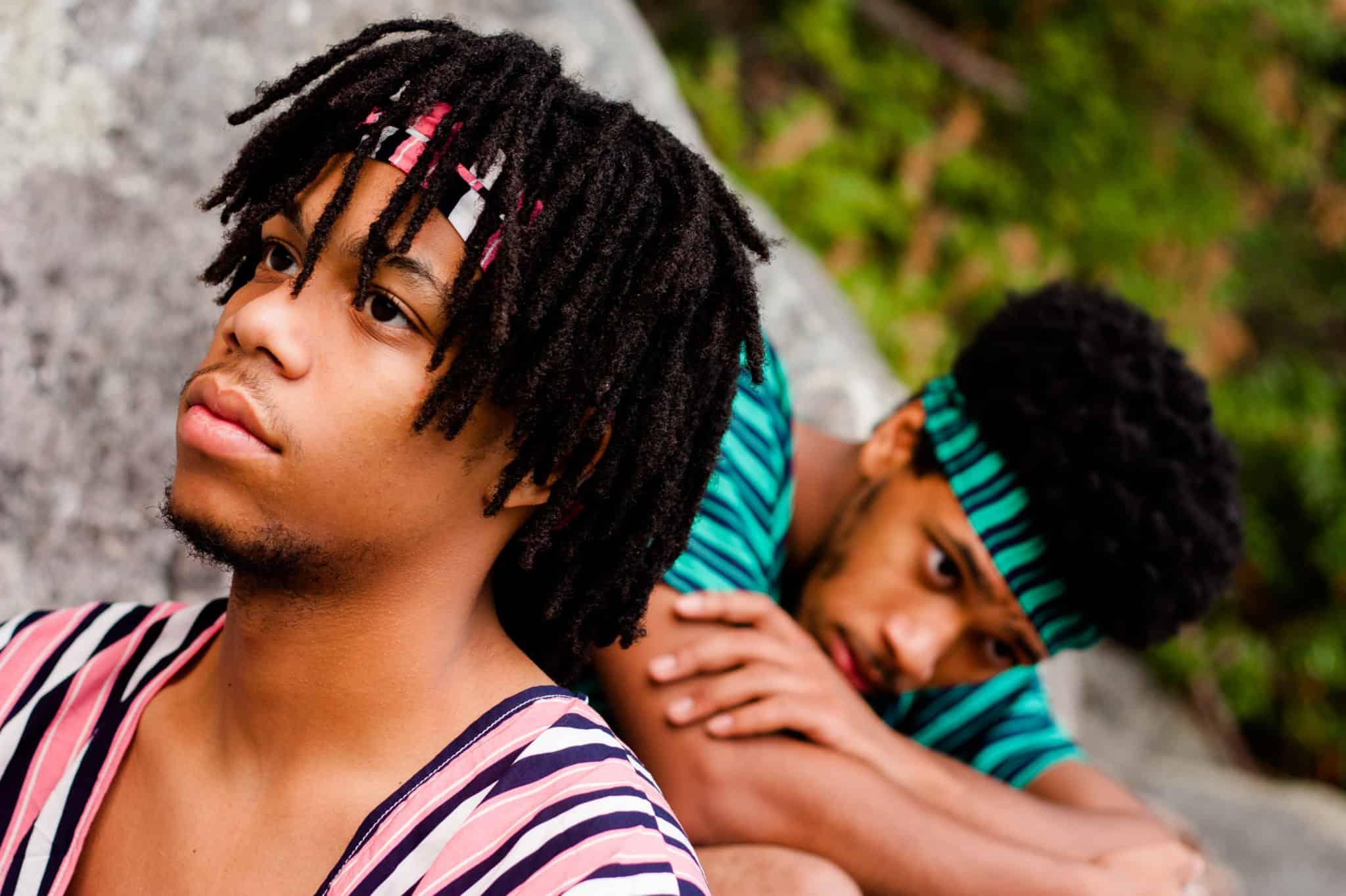 Men's Festival Fashion   Afropunk Style Inspiration for black men