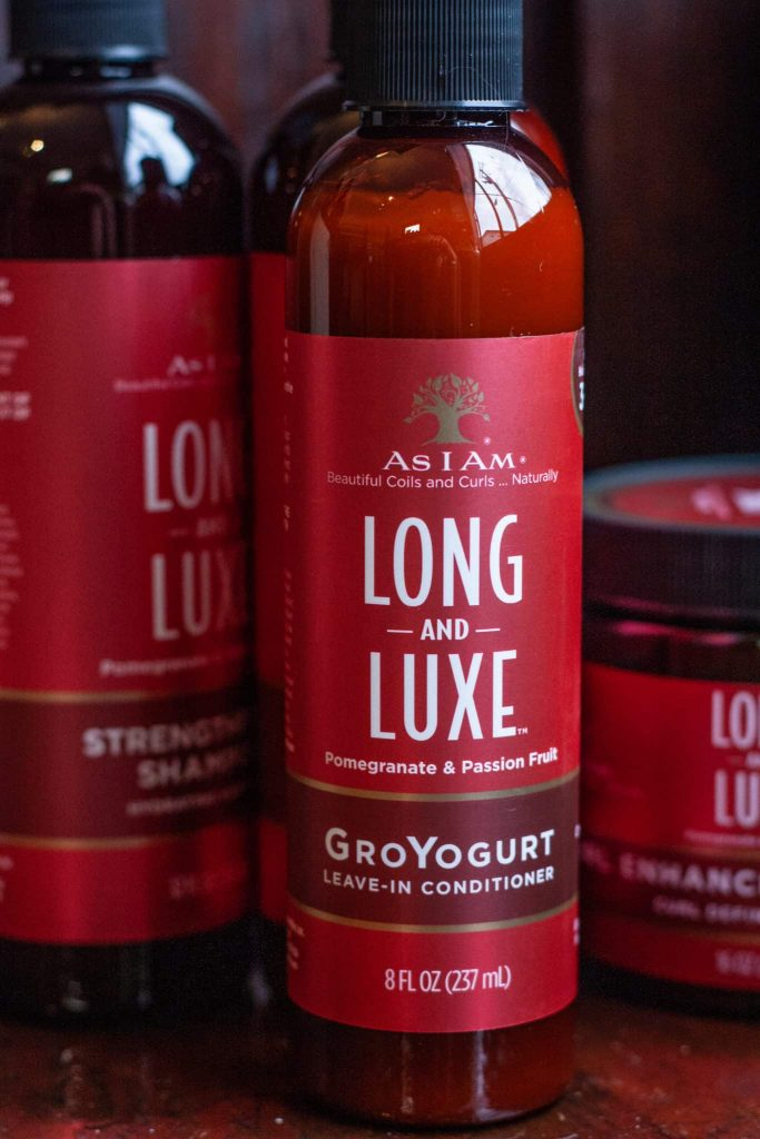 As I Am Long and Luxe GroYogurt Leave-in Conditioner Reviews