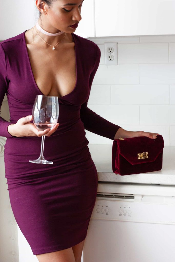 Simple and Elegant Date night fashion | Get dressed up for a Night out with significant other (Boyfriend/ Girlfriend, Husband/ Wife, etc)