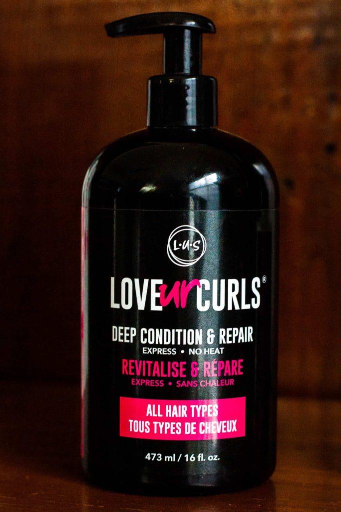 LUS Brands Love Ur Self Deep Conditioner Review