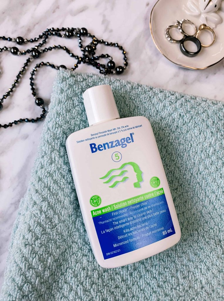 Benzagel 5 Acne Wash Review   First choice pharmacist recommended OTC (Over the counter) acne treatment brand)