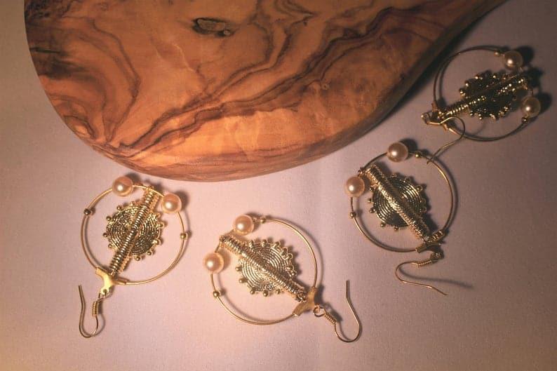 African earrings   Etsy NasseCreations