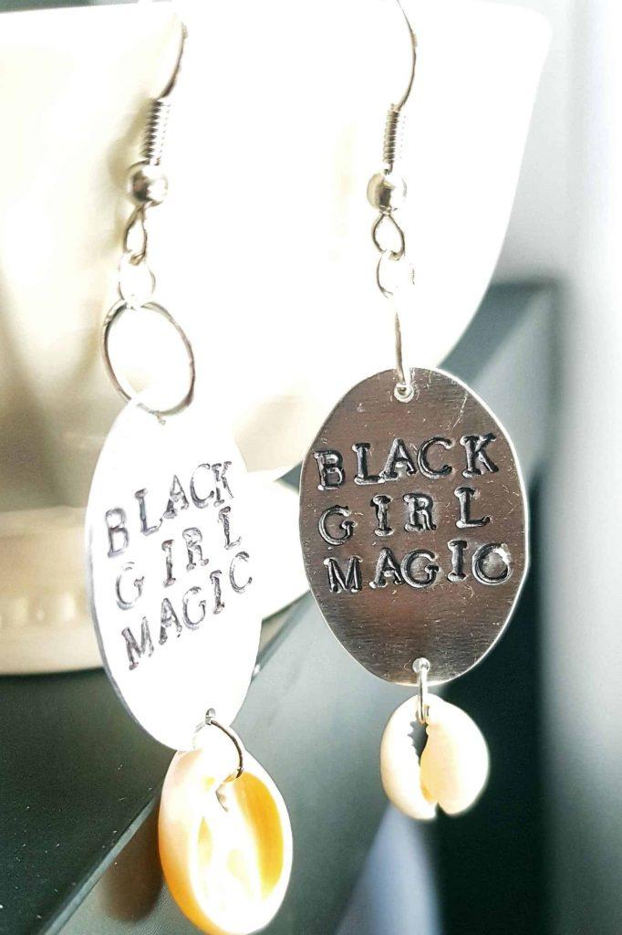Black Girl Magic Jewelry on Etsy