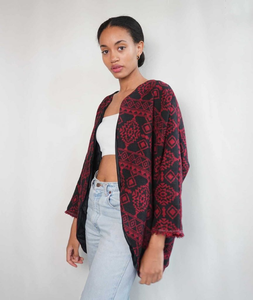 Black Owned Canadian Fashion Shop   Cardigan