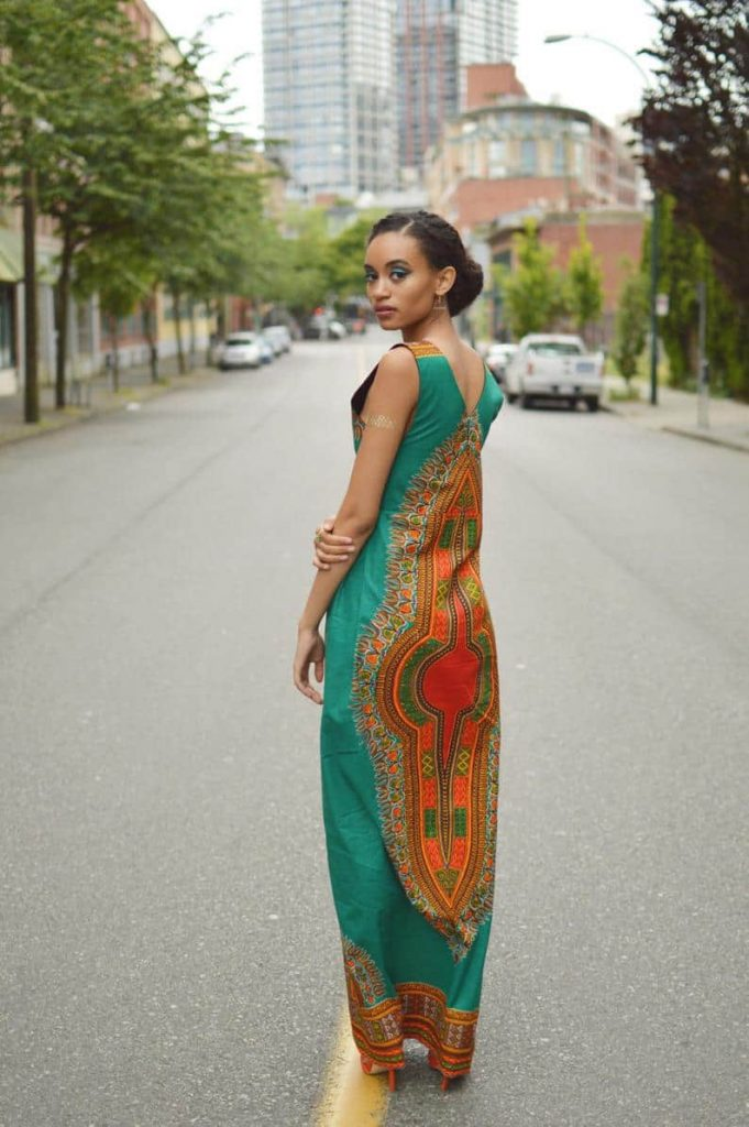 Black Owned Canadian Fashion Shop   African Inspired Clothing