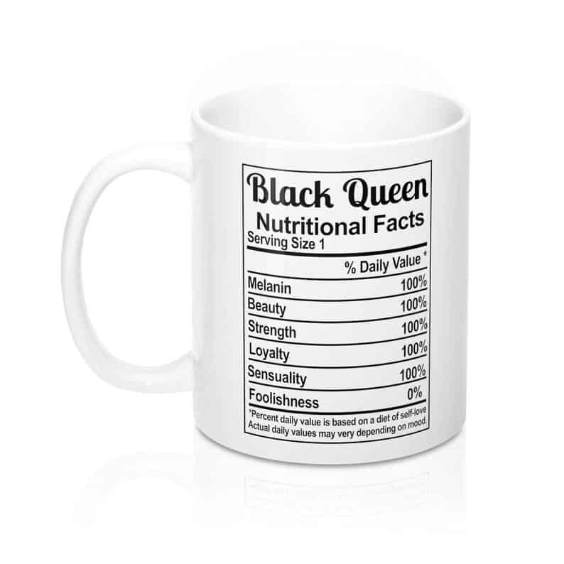 M&K Creative Designs Black Owned Canadian Etsy Shop   Afrocentric Products Black Queen