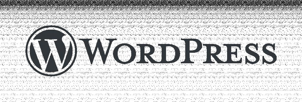 Wordpress Logo (The best website builder platform)