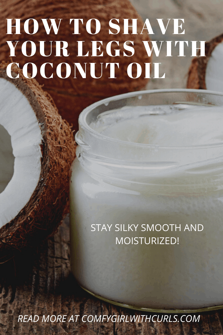 Can You Use Coconut Oil for Shaving?