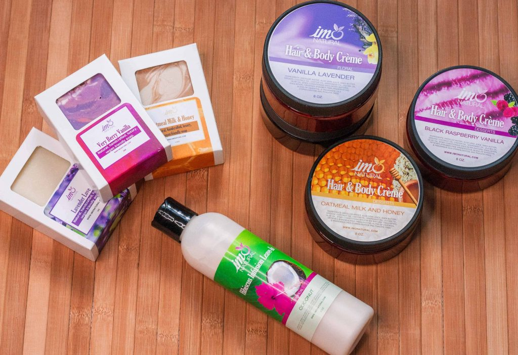 ImoNatural Body Butters and Artisan Soaps