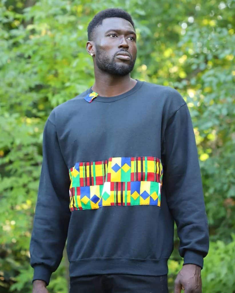 Northern Ashanti   African Print Kente Clothing