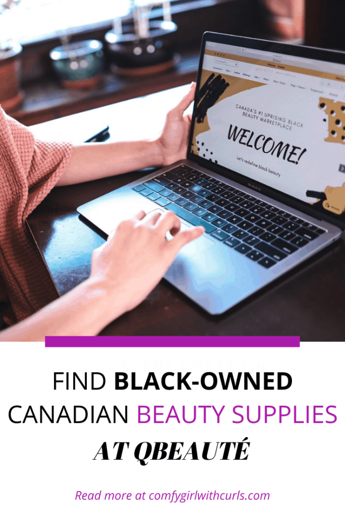 Find Black-Owned Canadian Beauty Supplies