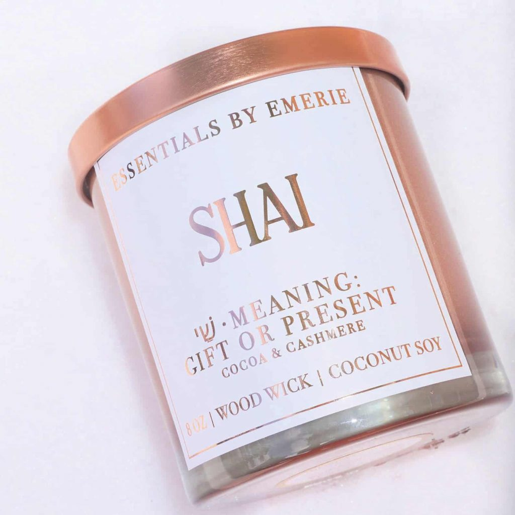Shai | Black Owned Candles