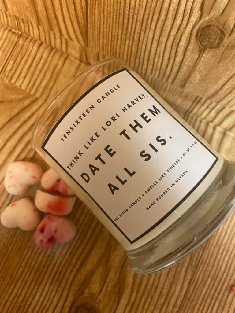 Date them all Lori Harvey Funny Candles | Black Owned Candles