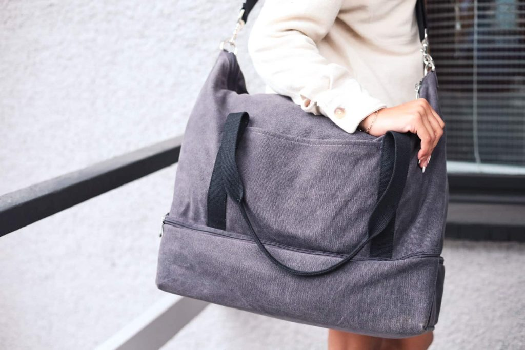 Best Carry-on tote for long-haul travel: Lo & Sons Catalina Deluxe.